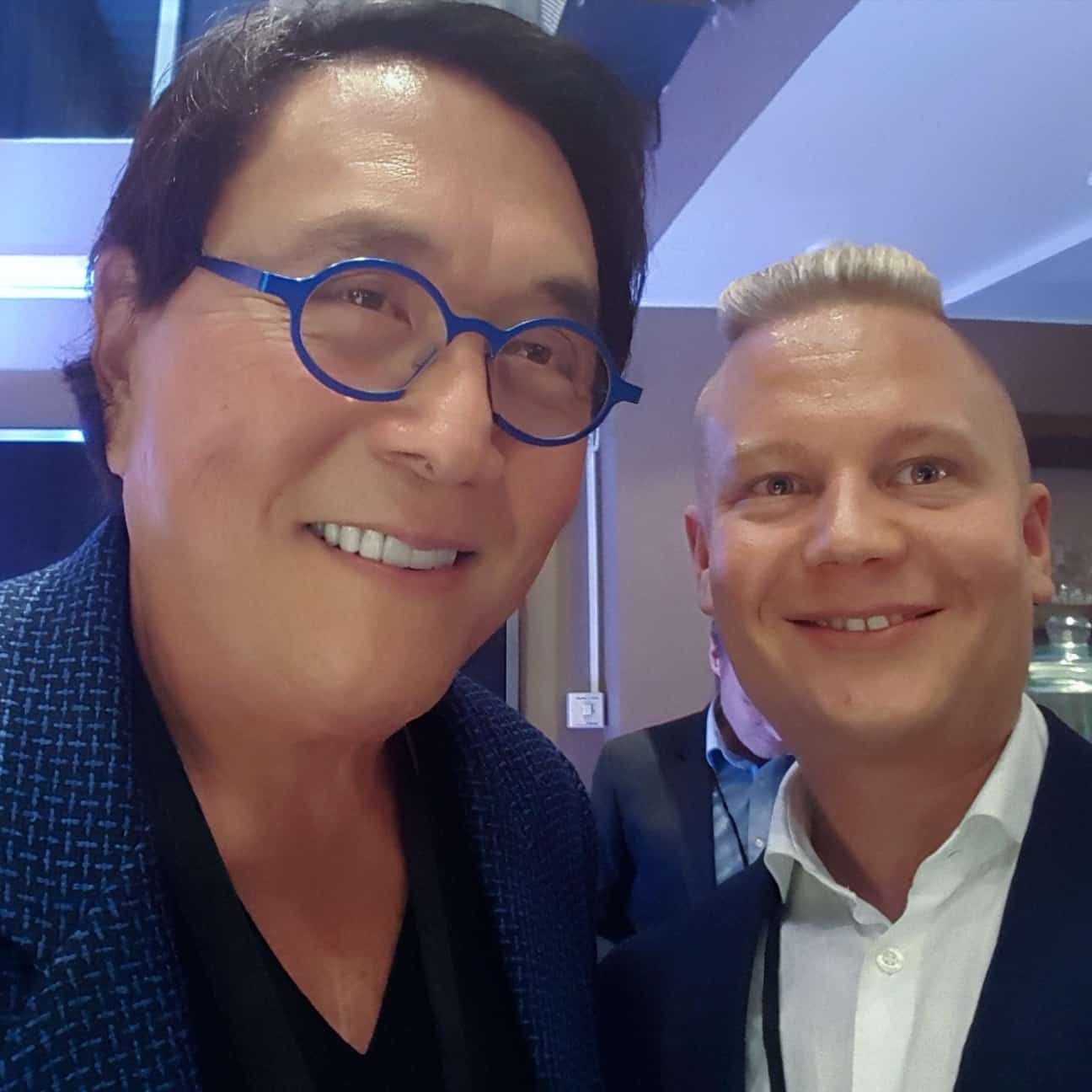 Rock Your Day Janne Immonen and Robert Kiyosaki