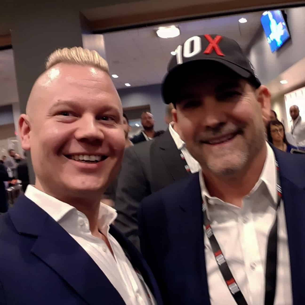 Rock Your Day Janne Immonen and Grant Cardone