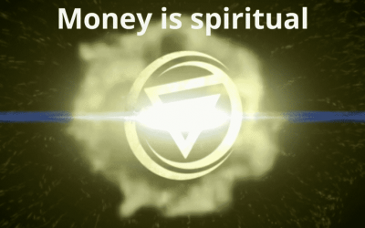 Money is spiritual – How to get rid of your money problems
